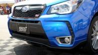 """Pagājušajā nedēļas nogalē Sudzukas trasē """"Super GT"""" sacīkšu seriāla aizkulisēs autokompānija """"Subaru"""" bija sarīkojusi koncepta """"Forester STI tS"""" pirmizrādi. Kā..."""