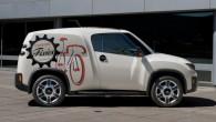 """Japāņu kompānijas """"Toyota"""" Kalifornijas dizaina studijā tapis interesants furgona prototips """"Urban Utility"""" jab """"U2"""", kas iecerēts kā ideāls daudzfunkcionāls pilsētas..."""