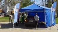 """No 2014. gada 14. līdz 28. oktobrim dažādās Latvijas pilsētās """"Drošas Braukšanas Skola"""" (DBS) sadarbībā ar autoservisu tīklu """"Bosch Car..."""