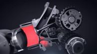 """Itāļu motociklu ražotājs """"Ducati"""" ir prezentējis jaunākās paaudzes dzinēju """"Testastretta"""", kas aprīkots ar automātiski regulējamu gāzu apmaiņas fāzu mehānismu. Kā..."""