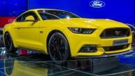 """Jau pērn tapa zināms, ka kulta automobiļa """"Ford Mustang"""" sestā paaudze pirmoreiz tiks oficiāli tirgota arī Eiropā, bet šonedēļ (no..."""