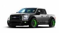 """Amerikāņu iecienītā """"Ford F-150"""" pūrā jau ir četri nopelnīti tituli """"Pats karstākais SEMA pikaps"""", taču ražotājs ir nolēmis nopelnīt vēl..."""