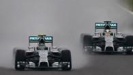 """F1 pasaules čempionāta 15. posmā, kas norisinājās Suzukas trasē Japānā, par spīti visai spēcīgajam lietum kārtējo dubultuzvaru izcīnīja """"Mercedes"""" braucēji...."""