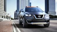 """Autoražotājs """"Nissan"""" ir izplatījis attēlu sēriju, kurā redzams krosovera koncepts """"Kicks"""". Tā oficiālā pirmizrāde paredzēta jau šajā nedēļas nogalē starptautiskajā..."""