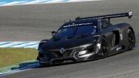 """Spānijā Heresas trasē notikusi """"Renault"""" sacīkšu automobiļa """"R.S. 01"""" dinamiskā pirmizrāde. Pirmos apļus ar to veica četrkārtējais F1 pasaules čempions..."""