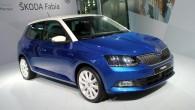 """Parīzes autoizstādē pirmizrādi piedzīvoja čehu kompānijas """"Škoda"""" jaunās paaudzes B klases hečbeks """"Fabia"""". Oficiālās prezentācijas laikā vēl skaļi netika pateikts,..."""