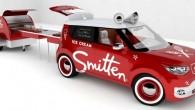 """Losandželosas starptautiskajai auto un tūninga izstādei """"SEMA 2014"""", kas apmeklētājiem durvis vērs 4. novembrī, """"Kia"""" sagatavojuši atraktīvu eksponātu – """"Soul..."""
