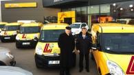 """Vācu autoražotājs """"Opel"""" piegādājis akciju sabiedrībai """"Latvijas Gāze"""" sešas speciāli aprīkotas, ar gāzi darbināmas """"Combo"""" automašīnas. AS """"Latvijas Gāze"""" ar..."""