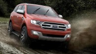 """Autokompānijas """"Ford"""" Austrālijas nodaļa ir nodevusi atklātībai informāciju par jaunā apvidus automobiļa """"Everest"""" sērijveida versiju. Sērijveida modelis maz atšķiras no..."""