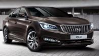 """Korejiešu autoražotājs """"Hyundai"""" ir prezentējis jaunu """"premium"""" klases sedanu, kam nez kādēļ dots tatāru zēna vārds """"Aslan"""". Patiesībā jau """"Aslan""""..."""