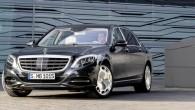 """Vācu autoražotājs """"Mercedes-Benz"""" Losandželosas starptautiskajā izstādē prezentējis S klases limuzīna greznāko komplektācijas versiju, kas tiek apzīmēta ar """"Maybach"""" marku. Kā..."""