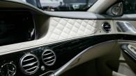 """Kompānija """"Mercedes-Benz"""" ir publicējusi pirmos pāris fotoattēlus, kuros redzams S klases sedana greznākās komplektācijas ar nosaukumu """"Maybach"""" salons. Kā liecina..."""