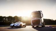 Volvo FH versus Koenigsegg 05