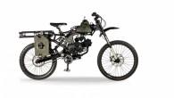 """Mazpazīstams amerikāņu uzņēmums """"Motoped"""" prezentējusi mopēdu """"Black Ops"""", kurš ne tikai dīvaini izskatās, bet arī radīts ļoti dīvainam mērķim. Jā,..."""
