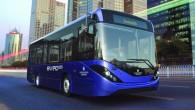 """Viens no vadošajiem Lielbritānijas autobusu ražotājiem """"Alexander Dennis"""" pirms pāris dienām ir iepazīstinājis sabiedrību ar populārā zemās grīdas modeļa """"Enviro..."""
