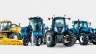 """Ar 2015. gada 1. janvāri uzņēmums """"Stokker Agritech"""" kļūst par """"New Holland"""" lauksaimniecības tehnikas oficiālo pārstāvi Latvijā, pārņemot visas saistības..."""