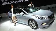 """Autoražotājs """"Hyundai"""" Seulā (Dienvidkorejā) greznā pasākumā prezentējis jaunās paaudzes videi draudzīgo sedanu """"Sonata Hybrid"""". Atšķirībā no līdzšinējā modeļa, kura hibrīdsistēmā..."""