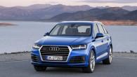"""""""Audi AG"""" izlaistais pirmais SUV tipa automobilis """"Audi Q7"""" nākamā gada sākumā piedzīvos otrās modeļu paaudzes pirmizrādi. Dažos medijos tiek..."""