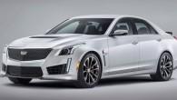 """Amerikāņu autoražotājs """"Cadillac"""" ir atklājis jaunās paaudzes supersedanu """"CTS-V"""", kas ieguvis aprīkojumā 640 ZS """"LT4"""" motoru no """"Chevrolet Corvette Z06""""..."""