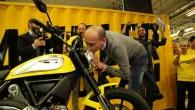 """Decembra sākumā Borgo Panigales rūpnīcā sērijveida ražošanā nonācis viens no šī gada spilgtākajiem konceptiem – """"Ducati Scrambler"""". Kā informē """"Ducati""""..."""