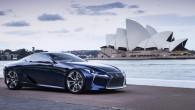 """Japāņu kompānijas """"Toyota"""" premiālā zīmola """"Lexus"""" pārstāvji ASV, Kanādas un Austrālijas autortiesību aģentūrās ir reģistrējuši modeļu apzīmējumus """"LC 500"""" un..."""