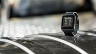 """Zviedru kompānija """"Scania"""", izmantojot inovatīvu tehnoloģiju, ir izgatavojusi stilīgu rokas pulksteni, kas spēj nolasīt dažādu automobiļa bortdatora informāciju. """"Scania Black..."""
