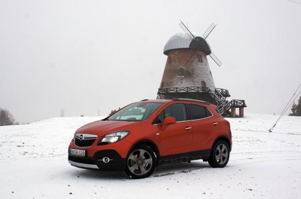 10-Opel Mokka LPG