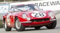 """Izsoļu nama """"Bonhams"""" rīkotajā aukcionā Skotdeilā (ASV) par rekordaugstu cenu – 9,4 miljoniem ASV dolāru – pārdots leģendārs """"Ferrari 275..."""