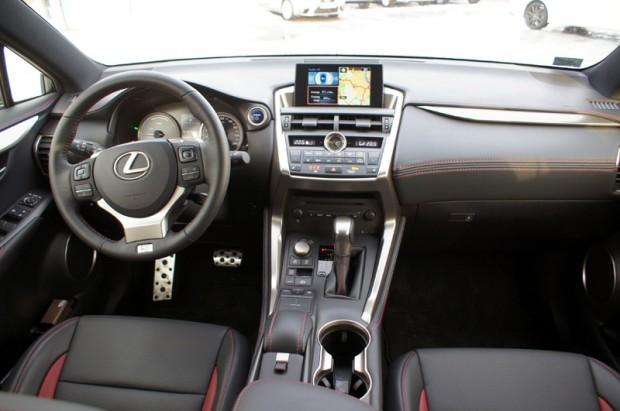 6-Lexus NX 350Hybrid