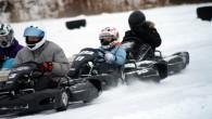 """Šo sestdien, 31. janvārī, no plkst. 12:00norisināsies """"Gymkhana.lv Ice Kart"""" 2. posms. Pirmajā posmā 54 dalībnieku konkurencē uzvaras laurus plūca..."""
