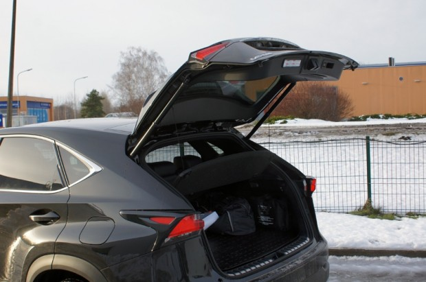 9-Lexus NX 350Hybrid