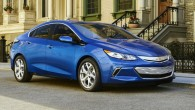 """Pēc visa spriežot, arī """"Chevrolet"""" pietrūcis pacietības, lai noturētu hibrīdautomobiļa """"Volt"""" jaunās paaudzes modeli noslēpumā līdz pirmizrādei Detroitas autoizstādē. Kā..."""