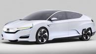 """Japāņu kompānija """"Honda"""" Detroitas autoizstādē demonstrē jaunāko (kārtējo) sava ūdeņraža auto koncepta evolūciju. Atgādināsim, ka pērn Losanedželosas autosalonā """"Honda"""" prezentēja..."""