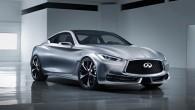 """Japāņu kompānijas """"Nissan"""" premiālā zīmola """"Infiniti"""" veidotā koncepta """"Q60"""" publiskā pirmizrāde paredzēta nākamnedēļ Detroitas starptautiskajā spēkratu izstādē, taču nupat internetā..."""