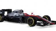 """""""McLaren"""" F1 komanda ir prezentējusi savu 2015. gada sacīkšu mašīnu """"MP4-30"""", ko pēc 23 gadu pārtraukuma atkal darbinās """"Honda"""" dzinējs...."""