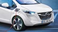 """Vācu mediji noskaidrojuši, ka """"Opel"""" iecerējuši topošajam mazauto """"Karl"""" izgatavot arī modifikāciju ar elektrisko dzinēju. Tas nav arī nekāds pārsteigums,..."""