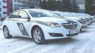 """Pirmdien, 5. aprīlī """"Opel"""" oficiālais pārstāvis Latvijā """"Auto Blitz"""" nodeva Latvijas Valsts policijai 40 jaunus, speciāli aprīkotus """"Insignia"""" – tas..."""