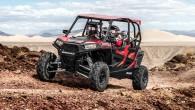 """Mototehnikas ražotājs """"Polaris"""" laidis tirgū pērn jūlijā prezentēto četrvietīgo utilitāro visādceļu braucēju """"RZR4900 EPS"""". Kā apstiprinājuši vairāki nozares eksperti, neraugoties..."""