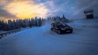 """Ziemas rallijkrosa seriāla """"RallyX on Ice"""" pirmais posms, kam bija jānotiek šajā nedēļas nogalē Erebro (Zviedrijā), ir atcelts sacensībām nepiemērotu..."""