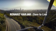 """Franču ražotājs """"Renault"""" gatavo sērijveida ražošanai """"Nissan Juke"""" brālīti – savu pirmo C segmenta krosoveru """"Kadjar"""". Kā liecina ražotāja pārstāvju..."""