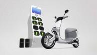 """Eiropā mazpazīstama Taivānas enerģētiskā kompānija """"Gogoro"""" Lasvegasas starptautiskajā elektronikas izstādē """"CES 2015"""" prezentējuši interesantu viedskūtera konceptu """"Smartscooter"""". Mazais braucamrīks ir..."""
