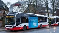 """Kompānija """"Volvo Buses"""" palaidusi testa ekspluatācijas režīmā pasaulē pirmo """"Euro 6"""" ekoloģiskajām prasībām atbilstošos hibrīdautobusu """"7900 Electric Bus"""". Decembra beigās..."""