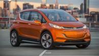 """Jau nākamā gada otrajā pusē amerikāņu autoražotājs """"Chevrolet"""" gatavojas laist tirgū mazās klases elektromobili """"Bolt"""". Neraugoties uz to, ka videi..."""