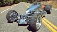 Amerikāņu mototehnikas konstruktors Rendijs Grabs, kurš neieredz parastas lietas un ir iecienījis savos projektos plaši pielietot alumīniju, ir izgatavojis pavisam...