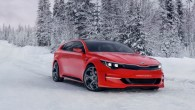 """Ka jau vēstīts starptautiskājā Ženēvas autoizstādē korejiešu kompānija """"Kia"""" gatavojas izrādīt Eiropas nodaļas """"Kia Motors Europe"""" izstrādātu konceptautomobili, kas visticamāk..."""