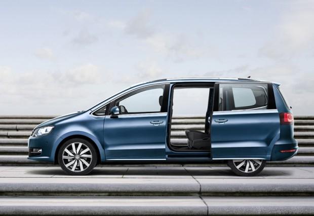 VW Sharan 2016 03