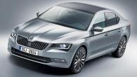 """Vakar vakarā (17.02.) svinīgā, pompozā pasākumā Prāgā speciāli aicinātiem viesiem pašmāju ražotājs """"Škoda"""" oficiāli atklājis jauno """"Superb"""" modeli. Automobiļa publiska..."""
