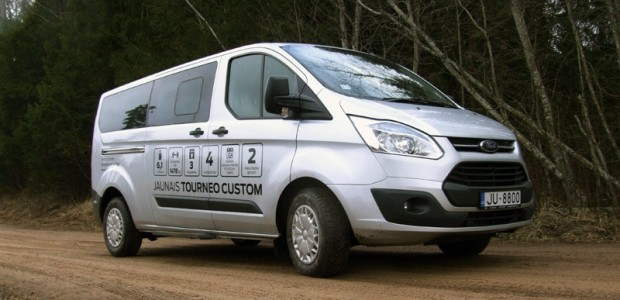 1-Ford Transit Custom 2014