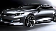 """Korejiešu ražotājs """"Kia"""" publicējis pirmās nākamās paaudzes """"Optima"""" skices. Automobiļa pirmizrāde paredzēta 1. aprīlī Ņujorkas starptautiskajā autoizstādē. Atgādināsim, ka martā..."""