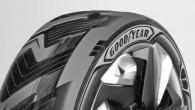 """Ženēvas starptautiskajā auto izstādē """"Goodyear"""" izrādīja futūristisku riepas komceptu """"BH03"""", kas ražot elektrību, nodrošinot elektromobiļa papildu uzlādi. """"Bažas par enerģētiku..."""